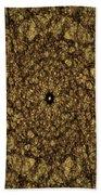 Gold Rush Beach Towel