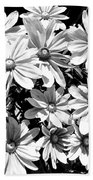 Golden Eyed Susan 2 Beach Towel