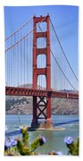 Golden Gate Beach Towel