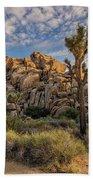 Golden Rocks Beach Towel