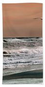 Golden Shore Beach Towel