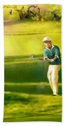 Golf In Spain Castello Masters  02 Beach Towel