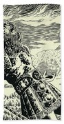 Goliath Beach Towel