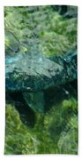 Gone Fishin Beach Towel
