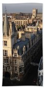 Gonville And Caius College Beach Towel