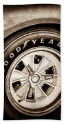 Goodyear Tire -0250s Beach Towel