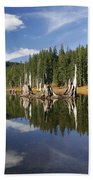 Goose Lake Beach Towel