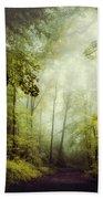 Gorgeous Woods Beach Towel
