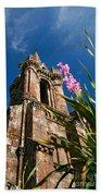 Gothic Chapel Beach Sheet