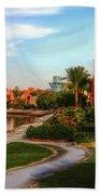 Gouna, Hurghada, Egypt  Beach Towel