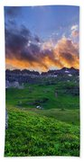 Governor's Basin Sunset Beach Towel