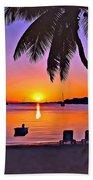 Grabbers Sun Beach Towel
