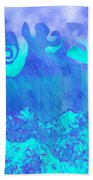 Grace Of Rain Beach Towel