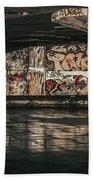 Graffiti - 2016/o/11 Beach Towel