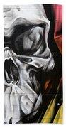 Graffiti 21 Beach Towel