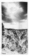 Grand Canyon Of The Yellowstone Beach Sheet
