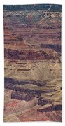 Grand Canyon Orphan Mine Beach Towel by Susan Rissi Tregoning