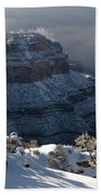 Grand Canyon Storm Beach Towel