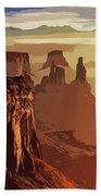 Grand Canyon - Usa Beach Towel
