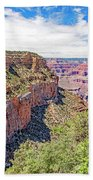 Grand Canyon, View From South Rim Beach Towel