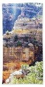 Grand Canyon11 Beach Towel