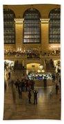Grand Central Station Beach Sheet