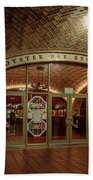 Grand Central Terminal Oyster Bar Beach Towel