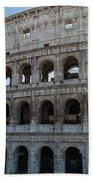 Grand Colosseum Beach Towel