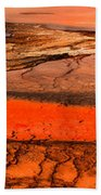 Grand Prismatic Patterns Beach Towel