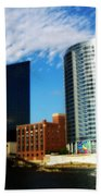 Grand Rapids Michigan Is Grand Beach Towel