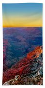 Grand Sunset Beach Towel