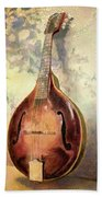 Grandaddy's Mandolin Beach Towel