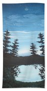Grandpa's Piney Pond Beach Towel
