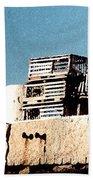 Granite Pier Beach Towel