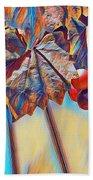 Grapevine Art Beach Towel