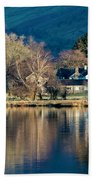 Grasmere Shoreline Beach Towel