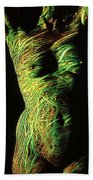 Grasses Beach Towel by Arla Patch