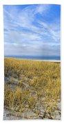 Grassy Dunes Beach Towel