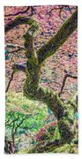Gratitude Tree Beach Towel