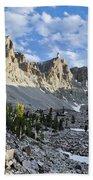 Great Basin Wheeler Peak Beach Towel by Kyle Hanson