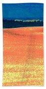 Great Lakes Dunes B Beach Towel
