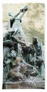 Great Lakes Fountain Beach Towel