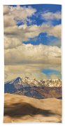 Great Sand Dunes National Monument Beach Towel by James BO  Insogna