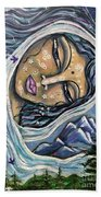 Great Star Mother Beach Towel