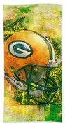 Green Bay Packers Beach Sheet
