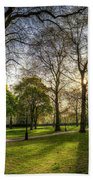 Green Park London Beach Towel