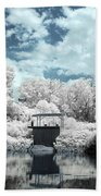 Green River Ir Beach Towel