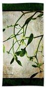 Green Tales  Beach Towel