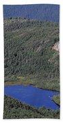 Greenleaf Hut - White Mountains New Hampshire  Beach Towel by Erin Paul Donovan