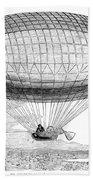 Greens Balloon, 1857 Beach Towel